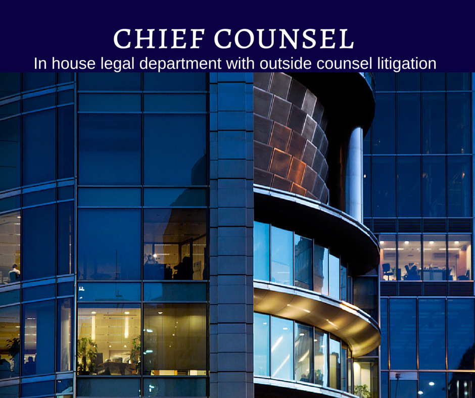 Chief Counsel